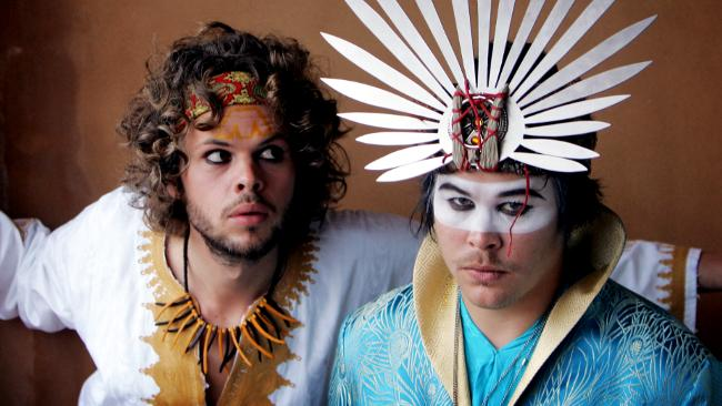 "Empire of the Sun ""Walking On A Dream"""