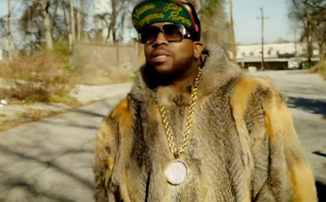 "Video: Big Boi ""In The A"""
