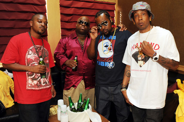 Goodie Mob Album Coming