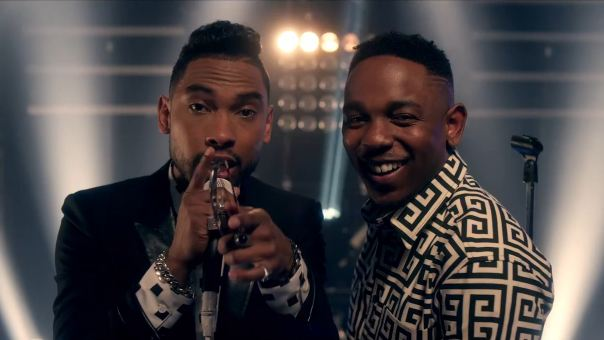 """Watch: Miguel """"How Many Drinks? (remix)"""" featuring Kendrick Lamar"""