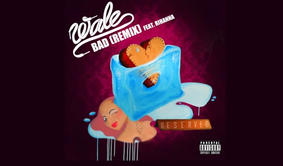 "Rihanna Hops on Wale ""Bad"" Remix"