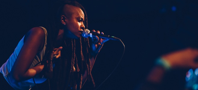 """Kelela Drops New Song """"The High"""""""