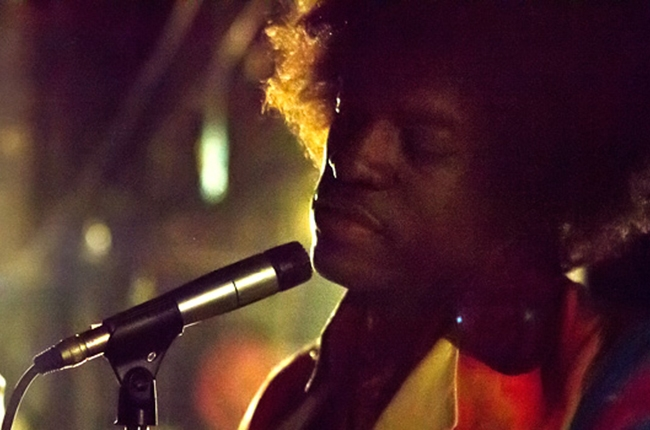 First Sneak Peak of Andre 3000 in Jimi Hendrix Movie
