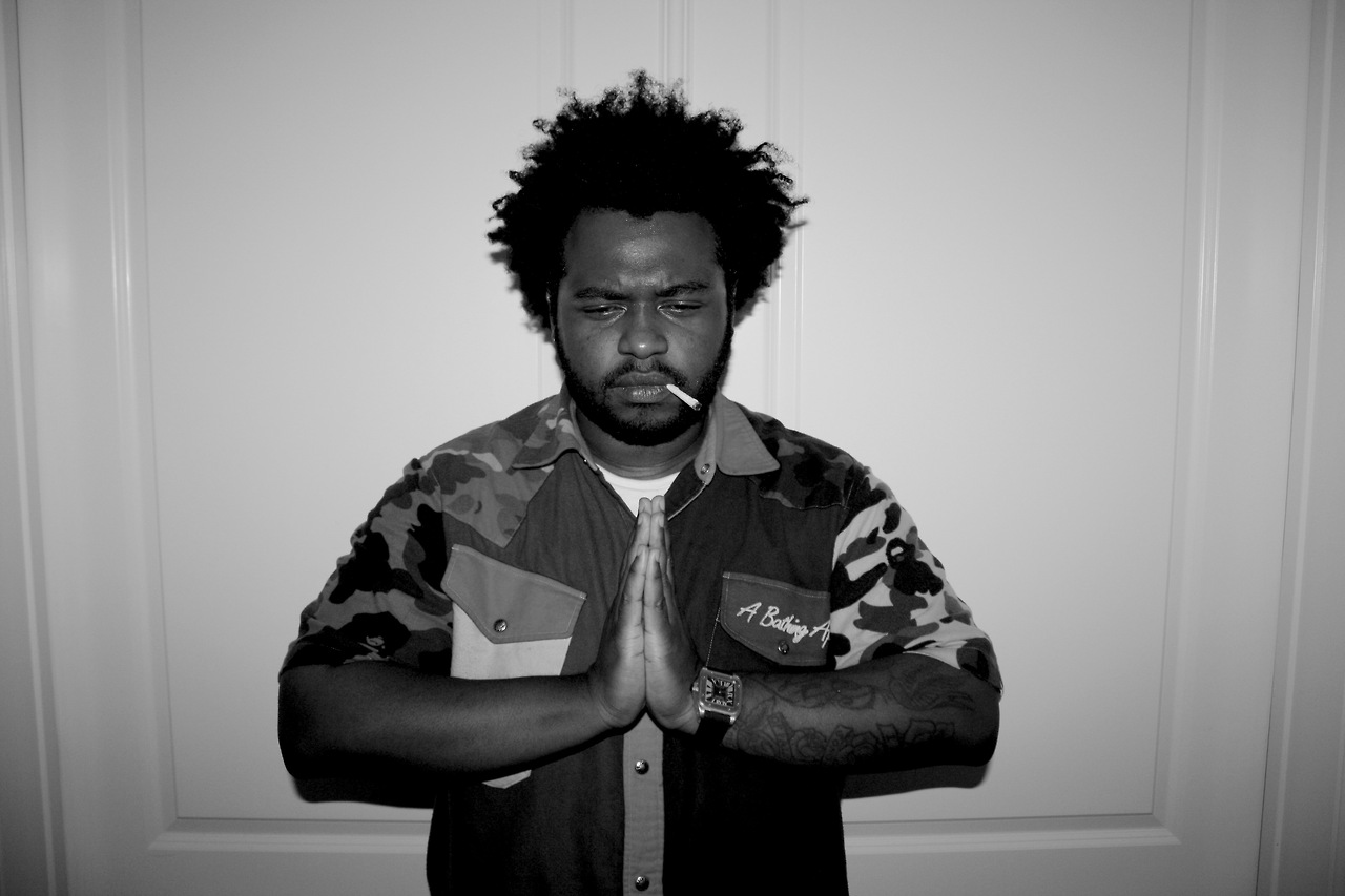 Catch Up: James Fauntleroy New Tracks