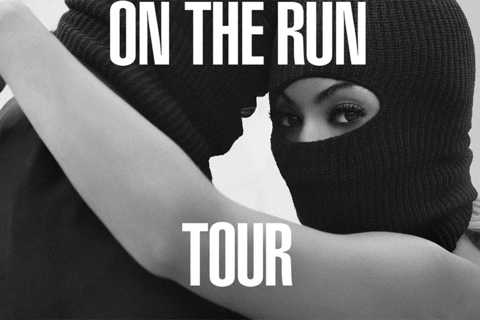 Jay Z and Bey Announce 'On The Run' Tour