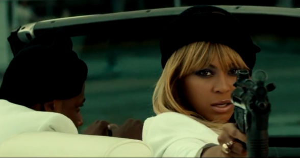 "Jay Z and Beyonce ""Run"" Video"