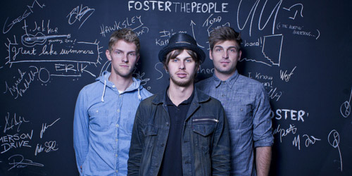 Video Foster The People Best Friend The Samplerthe Sampler
