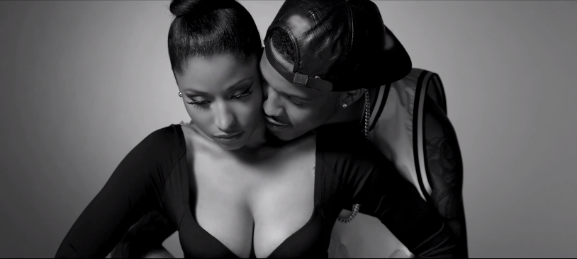 "Video: August Alsina X Nicki Minaj ""No Love"""
