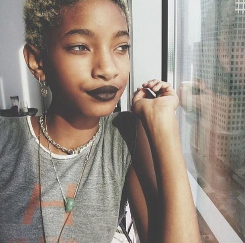 Willow Smith Covers King Krule