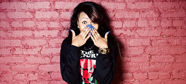 Timbaland Presents New Artist Tink with Rick Ross and Jay Z