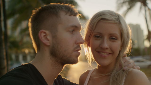 "Video: Calvin Harris X Ellie Goulding ""Outside"""