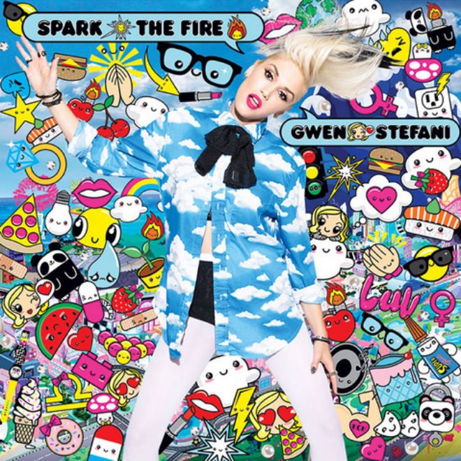 "Gwen Stefani X Pharrell ""Spark The Fire"""