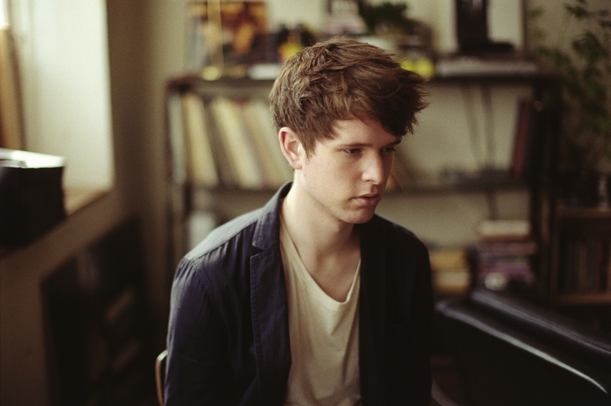 Album Stream: James Blake '200 Press'