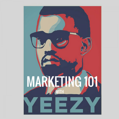 Marketing Lesson: Kanye West is Genius for Announcing He's Running for President in 2020