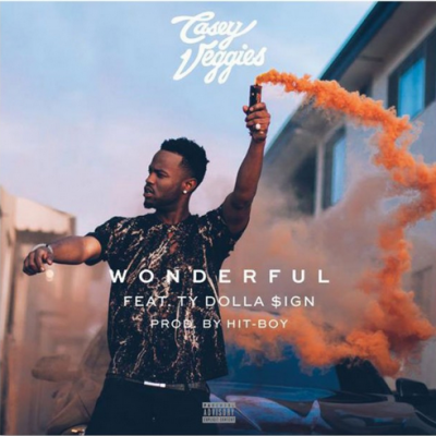 "Casey Veggies ft. Ty $ ""Wonderful"""