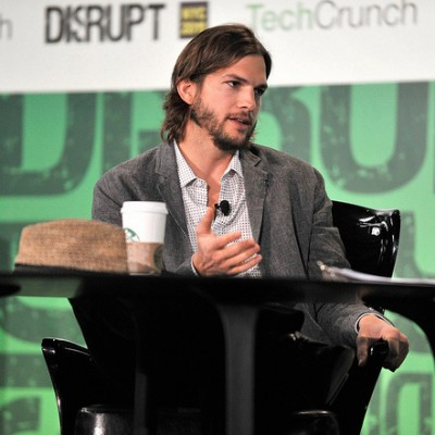 Investing Advice From Ashton Kutcher