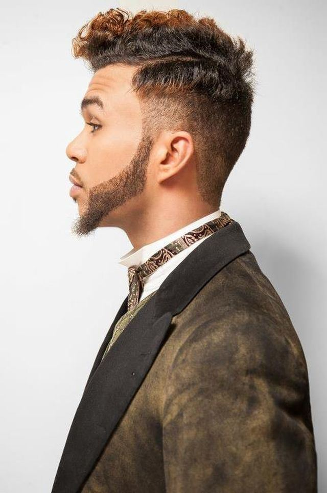 jidenna side profile